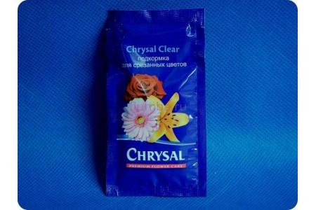 Кризал Chrysal сухая подкормка для срезанных цветов 10 г