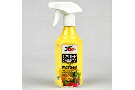 Жидкое удобрение JOY ж/у антистресс Супер защита 400мл