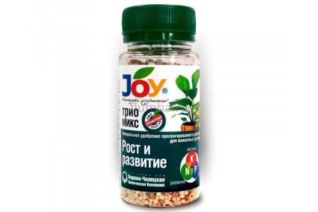 Удобрение жидкое JOY трио микс (рост и развитие)100гр